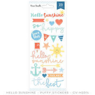 Cocoa Vanilla - Hello Sunshine - Puffy