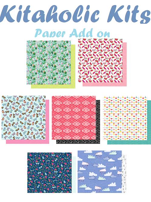 2019 - Paper Kit Feb