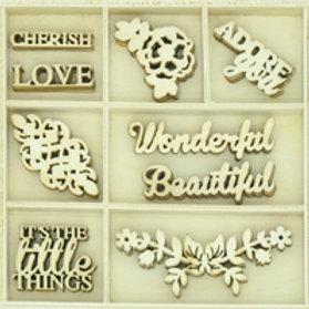 Flourish Pack - Wonderful