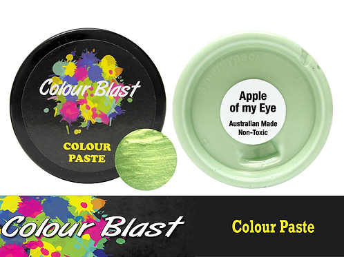 Colour Blast  - Colour Paste - Apple of my Eye