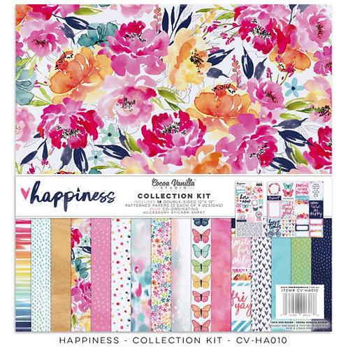Cocoa Vanillia - Happiness - Collection Kit