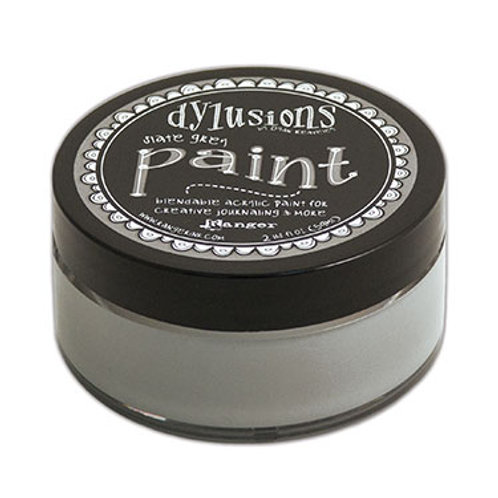 Dylusions Paint - Slate