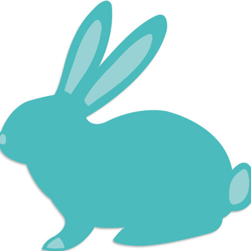 Decorative Bunny Die