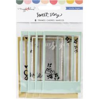 Crate Paper - Sweet Story - Frames