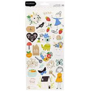 Jen Hadfield - Along the Way - 6x12 Sticker Sheet