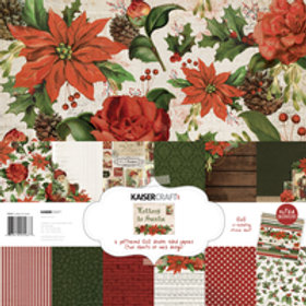 Letters to Santa Paper Pack with Bonus Sticker Sheet