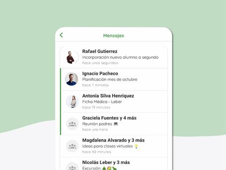 Blended lanza un nuevo sistema de mensajería privada
