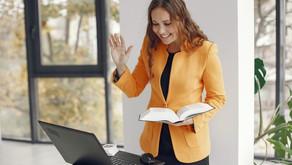 Consejos para docentes que dan clases online por primera vez