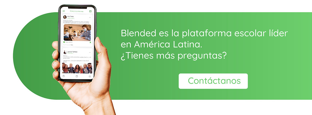 Blended es la plataforma líder en América Latina