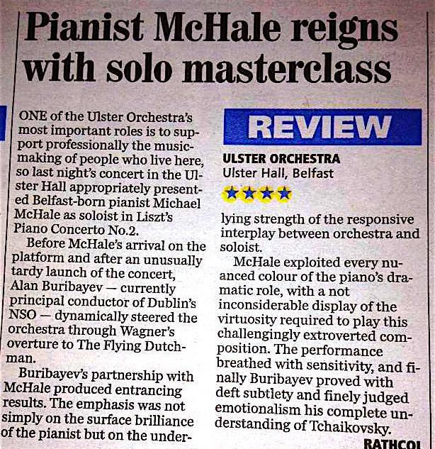 Belfast Telegraph Review
