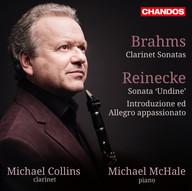 Brahms & Reinecke Sonatas