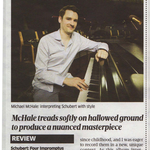 Sunday Business Post Review
