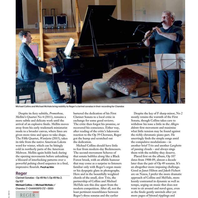 Gramophone Review