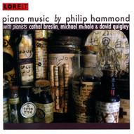 Philip HammonD Piano Music