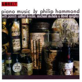Philip HammonD Piano Music