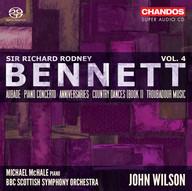 R R Bennett Piano Concerto