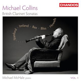 British Clarinet Sonatas Vol.1