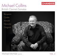 British Clarinet Sonatas Vol.2