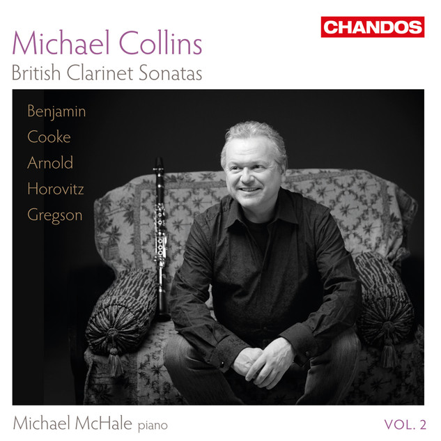 British Clarinet Sonatas Vol.2