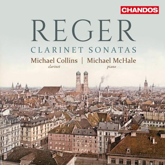 Reger Clarinet Sonatas