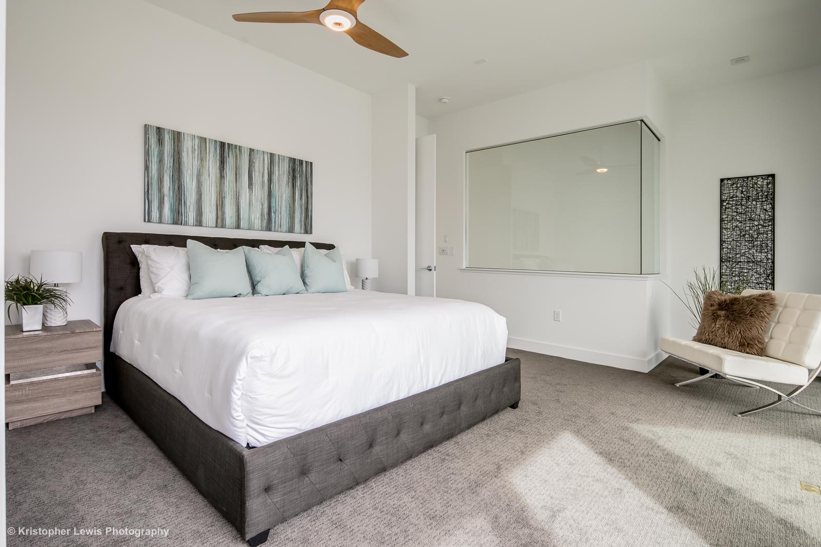 24_Third Level-Master Suite-Bedroom-1