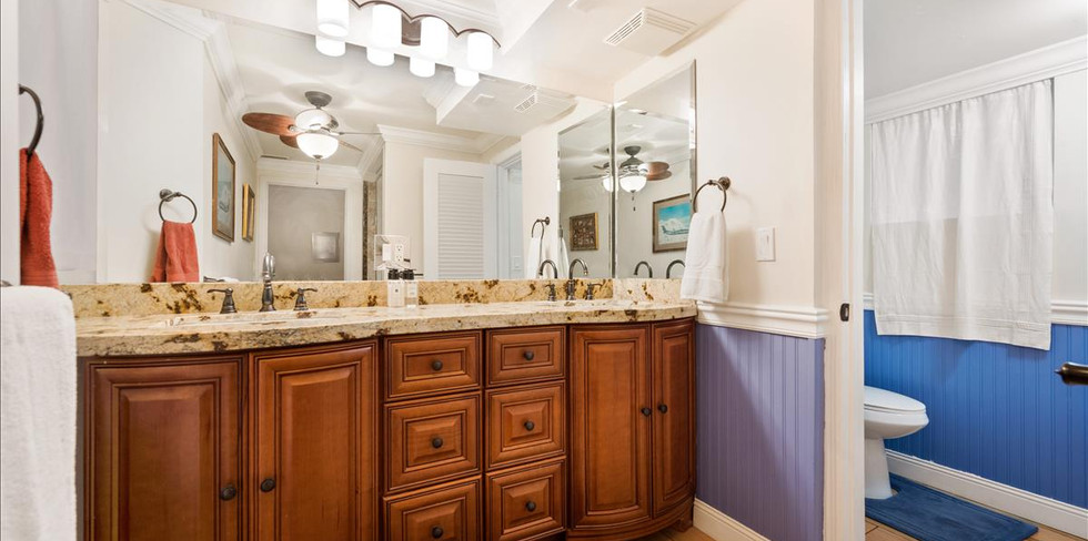 Master Bathroom with two Marble Sinks.jp
