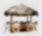 Tiki Hut at 411 Sombrero Beach Rd Rental