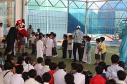 طلاب مدارس جيل الريادة