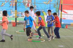 الالعاب الرياضية في مدارس جيل الريادة