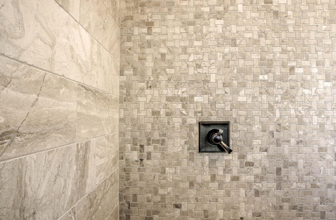 Interior Shower Detail