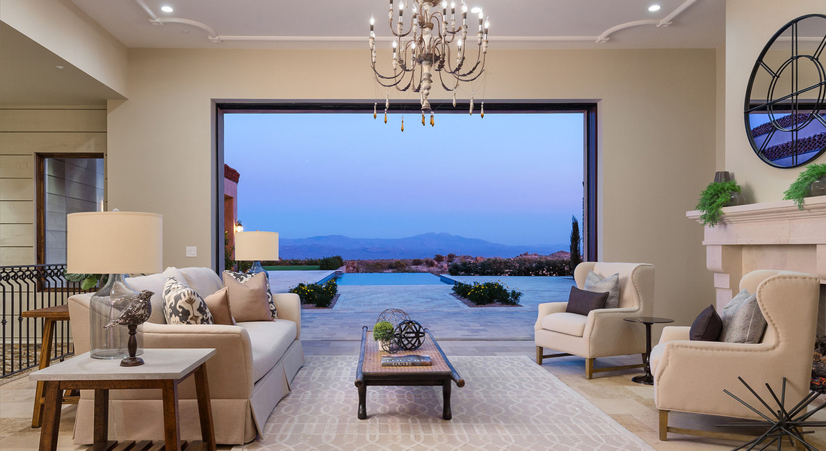 Cantabrica Estates Sunset Views