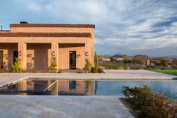 Cantabrica Estates Backyard
