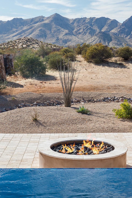 Cantabrica Estates Fire Pit