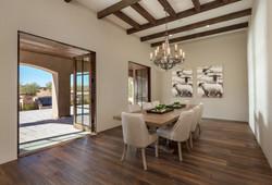 Cantabrica Estates Dining Room