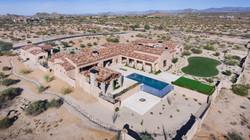 Aerial of Cantabrica Estates Spec