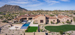 Cantabrica Estates Backyard Aerial