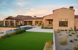 Cantabrica Estates Sunrise Backyard