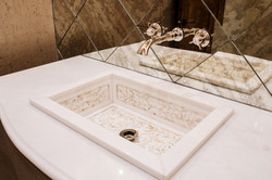 Cantabrica Spec Powder Bath Detail