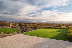 Cantabrica Estates Backyard Views