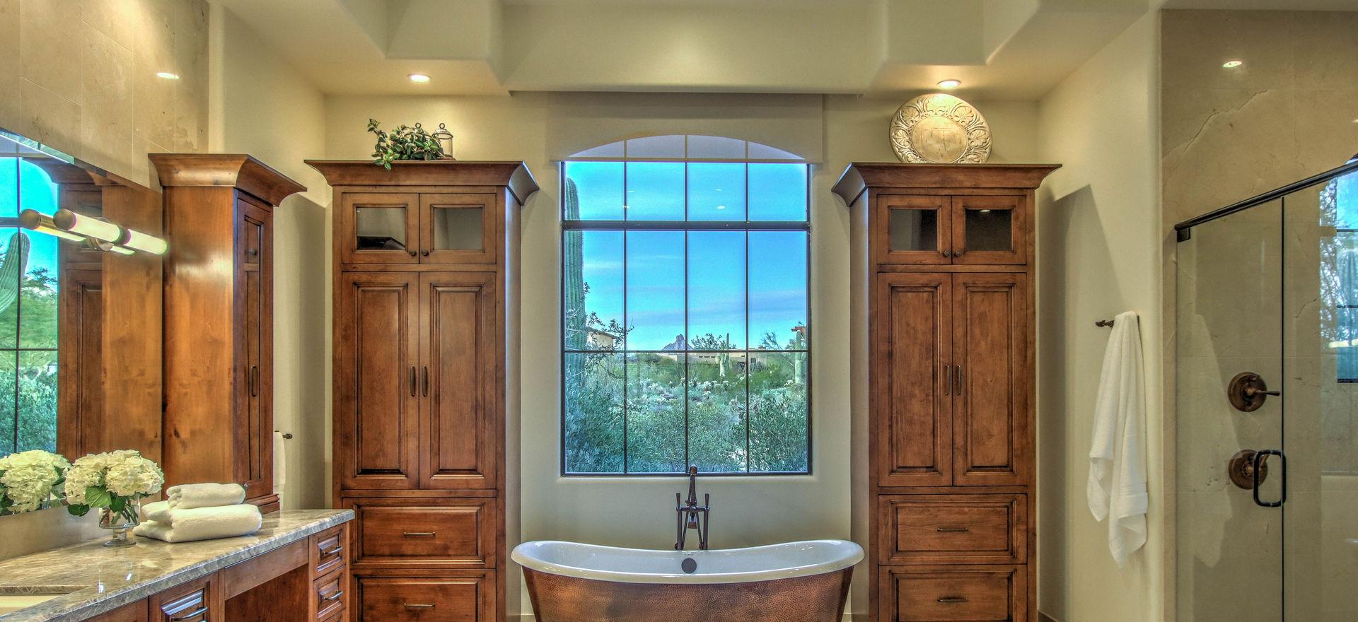 WINE ROOM, MASTER BATH, GREAT ROOM & MORE!