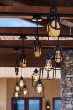 Cantabrica Estates lighting