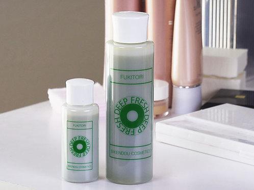 ディープフレッシュふきとり柔軟化粧水