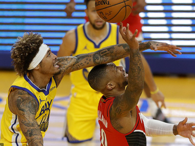 Kelly Oubre has been disappointing, what should the Warriors do?