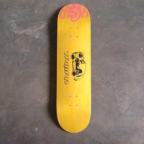 Tamra SKateboards Lada 21.06 Deck 8.125 x 31.875