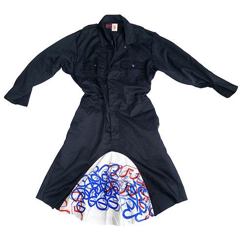 TAMRA  - Reconstructed Jumpsuit Dress