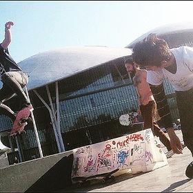 Skate Spot Justicia, Tbilisi