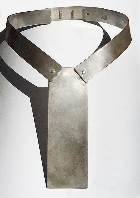 The Tie Necklace by Tamra