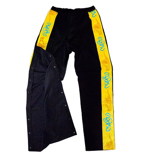 TAMRA x VOLCHOK Button up Track Pants
