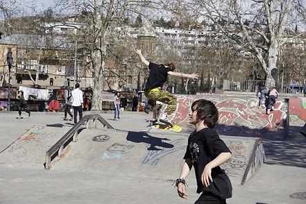 Dedaena skate park