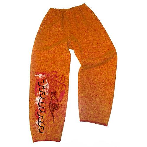 """""""Tamra Tigers"""" - Orange Pants. Single Item"""
